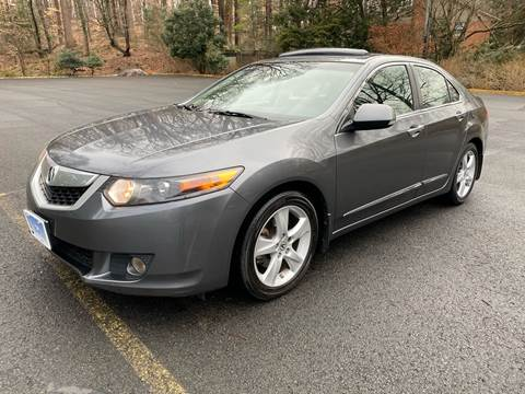 2010 Acura TSX for sale at Car World Inc in Arlington VA
