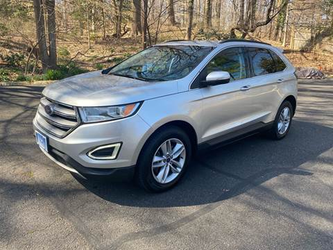 2015 Ford Edge for sale at Car World Inc in Arlington VA