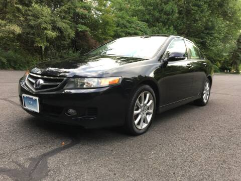 2008 Acura TSX for sale at Car World Inc in Arlington VA