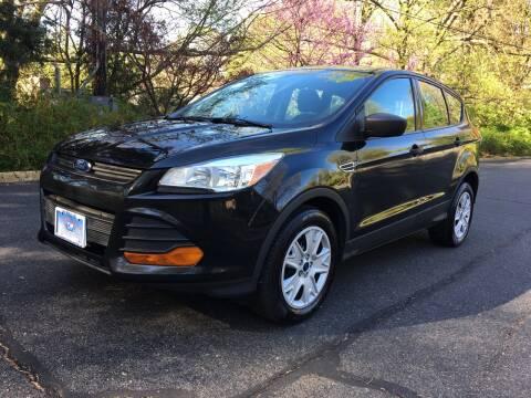 2014 Ford Escape for sale at Car World Inc in Arlington VA