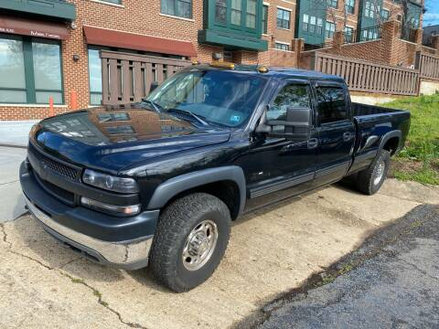 2002 Chevrolet Silverado 2500HD for sale at Car World Inc in Arlington VA