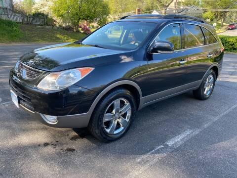 2009 Hyundai Veracruz for sale at Car World Inc in Arlington VA