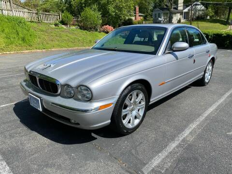 2004 Jaguar XJ-Series for sale at Car World Inc in Arlington VA