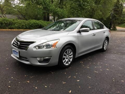 2013 Nissan Altima for sale at Car World Inc in Arlington VA
