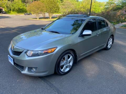 2009 Acura TSX for sale at Car World Inc in Arlington VA
