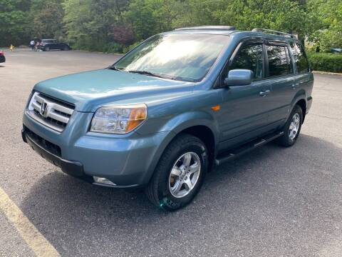2008 Honda Pilot for sale at Car World Inc in Arlington VA