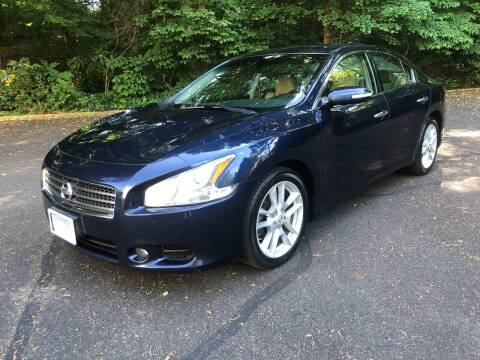2010 Nissan Maxima for sale at Car World Inc in Arlington VA