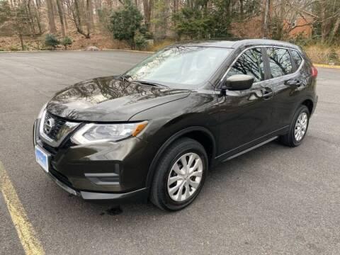 2017 Nissan Rogue for sale at Car World Inc in Arlington VA