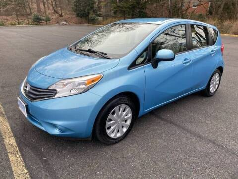 2014 Nissan Versa Note for sale at Car World Inc in Arlington VA