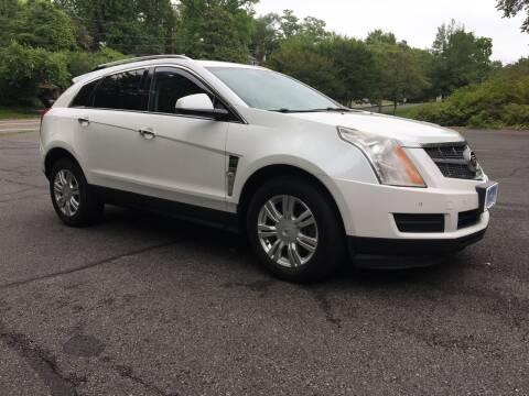 2012 Cadillac SRX for sale at Car World Inc in Arlington VA
