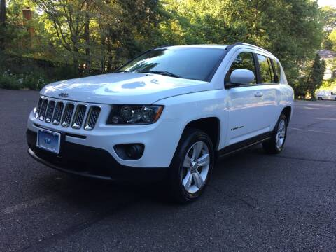 2014 Jeep Compass for sale at Car World Inc in Arlington VA
