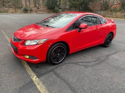 2013 Honda Civic for sale at Car World Inc in Arlington VA