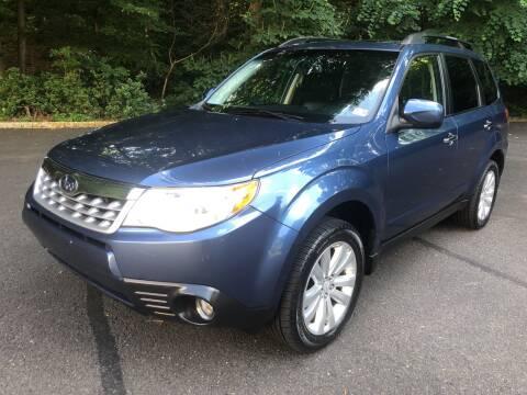 2012 Subaru Forester for sale at Car World Inc in Arlington VA
