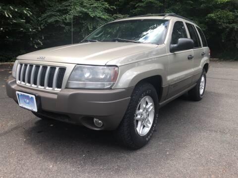2004 Jeep Grand Cherokee for sale at Car World Inc in Arlington VA