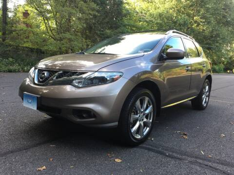 2012 Nissan Murano for sale at Car World Inc in Arlington VA
