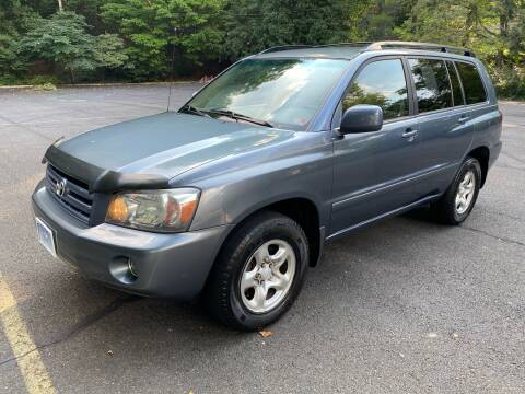 2006 Toyota Highlander for sale at Car World Inc in Arlington VA