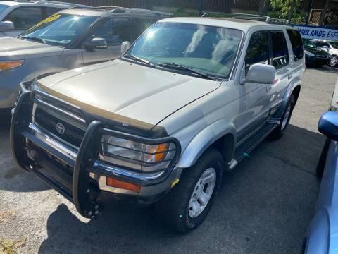 1997 Toyota 4Runner for sale at Car World Inc in Arlington VA