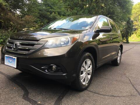 2014 Honda CR-V for sale at Car World Inc in Arlington VA