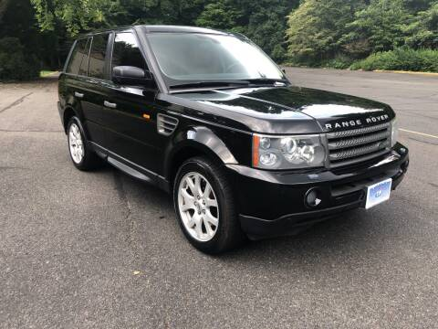 2008 Land Rover Range Rover Sport for sale at Car World Inc in Arlington VA