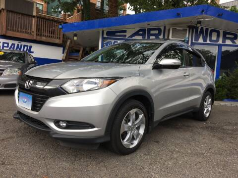 2016 Honda HR-V for sale at Car World Inc in Arlington VA