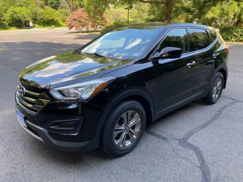 2014 Hyundai Santa Fe Sport for sale at Car World Inc in Arlington VA