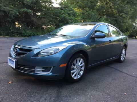 2013 Mazda MAZDA6 for sale at Car World Inc in Arlington VA