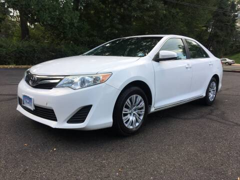 2012 Toyota Camry for sale at Car World Inc in Arlington VA