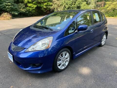 2011 Honda Fit for sale at Car World Inc in Arlington VA