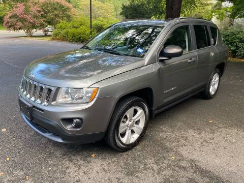 2012 Jeep Compass for sale at Car World Inc in Arlington VA