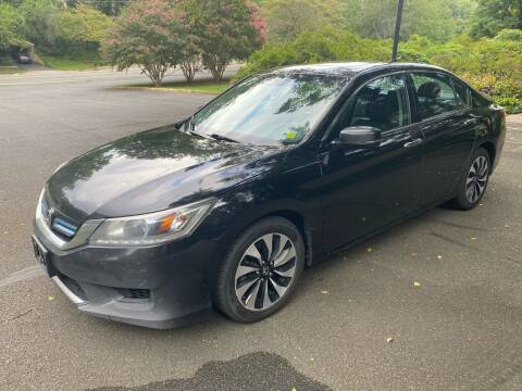 2014 Honda Accord Hybrid for sale at Car World Inc in Arlington VA