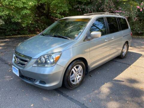 2007 Honda Odyssey for sale at Car World Inc in Arlington VA