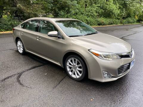 2013 Toyota Avalon for sale at Car World Inc in Arlington VA