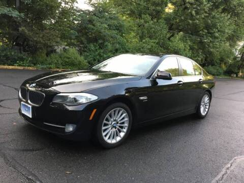 2011 BMW 5 Series for sale at Car World Inc in Arlington VA