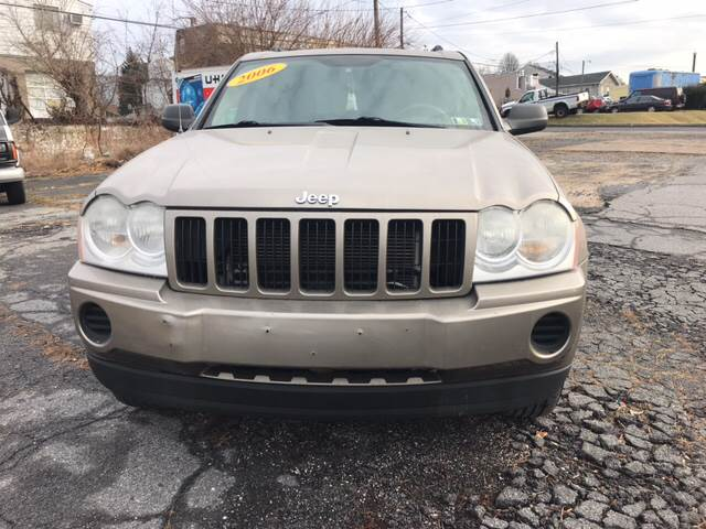 2006 Jeep Grand Cherokee For Sale At Eddies Auto Center In Allentown PA