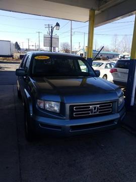 2006 Honda Ridgeline for sale in Allentown, PA