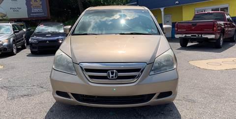 2005 Honda Odyssey For Sale >> 2005 Honda Odyssey For Sale In Allentown Pa