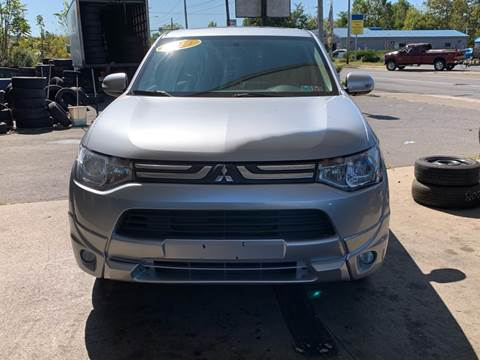 2014 Mitsubishi Outlander for sale in Allentown, PA