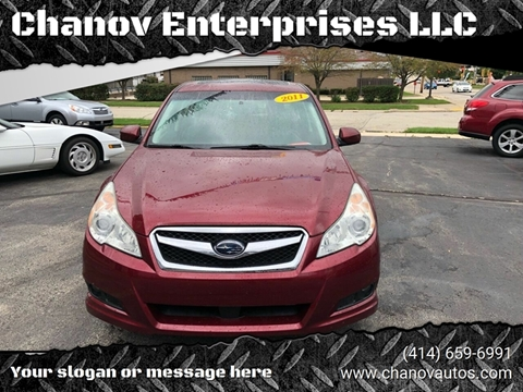 2011 Subaru Legacy for sale in South Milwaukee, WI