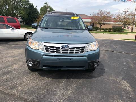 2010 Subaru Forester for sale in South Milwaukee, WI