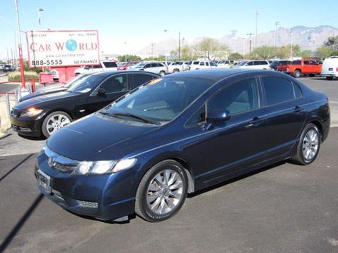 Honda civic for sale in tucson az for Camel motors tucson az