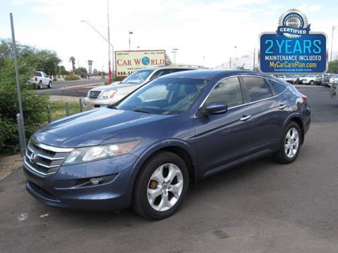 2012 Honda Crosstour for sale in Tucson, AZ