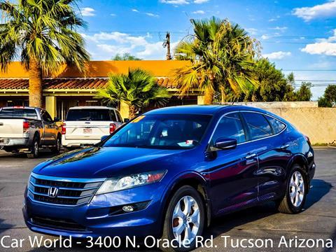 2012 Honda Crosstour for sale in Tucson, AZ