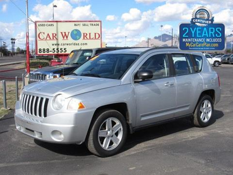 2010 Jeep Compass for sale in Tucson, AZ