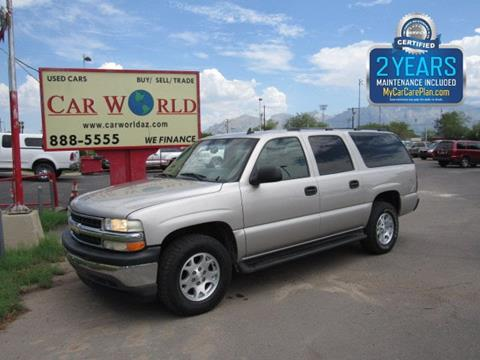 2006 Chevrolet Suburban for sale in Tucson, AZ