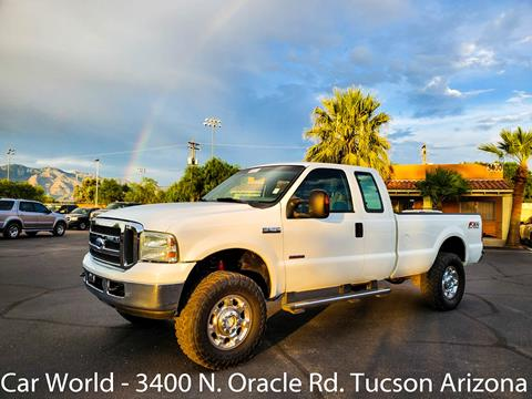 2007 Ford F-250 Super Duty for sale in Tucson, AZ