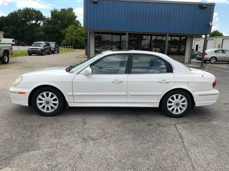 2003 Hyundai Sonata For Sale At Wholesale Auto Center In Jonesboro AR