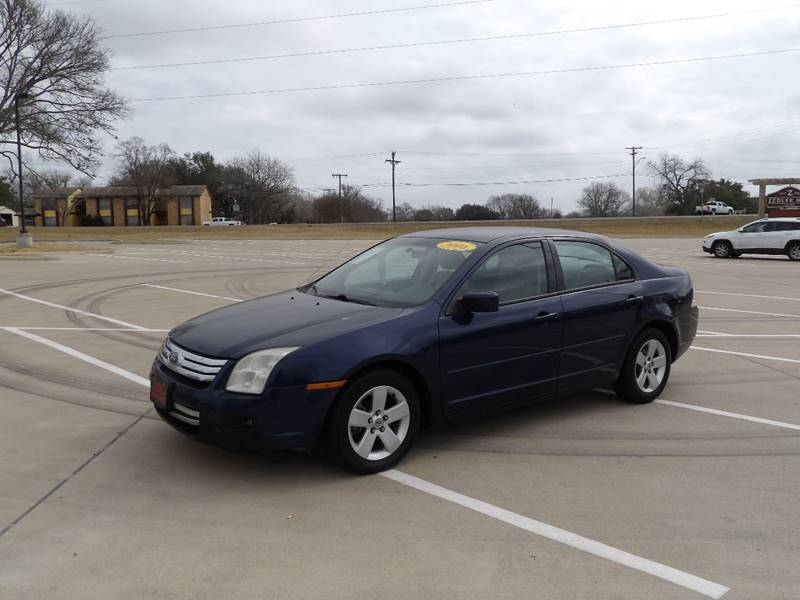 Ford Fusion I SE In Luling TX LULING MOTOR WERKS - 2006 fusion