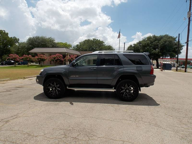 2003 Toyota 4Runner For Sale At LULING MOTOR WERKS In Luling TX