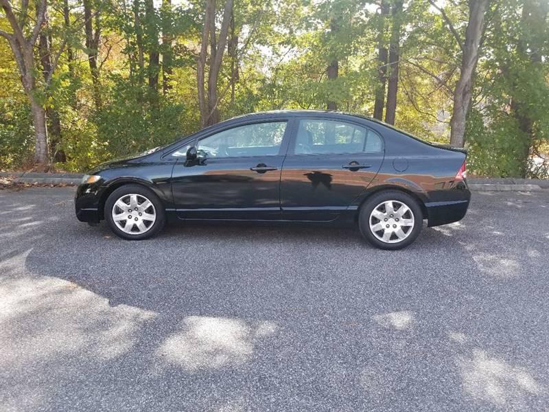 2010 Honda Civic For Sale At Carplex, LLC In Raleigh NC