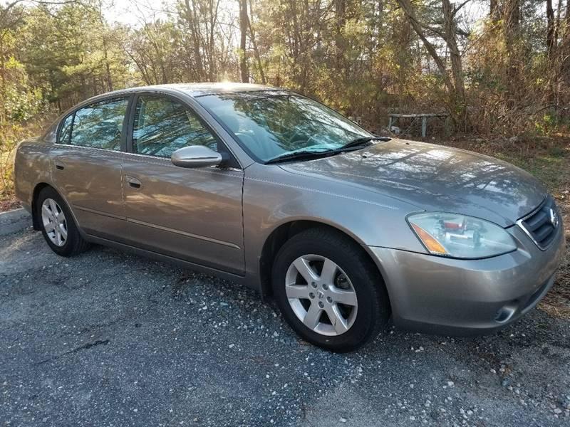 2004 Nissan Altima For Sale At Carplex, LLC In Raleigh NC